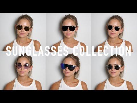 Sunglasses Collection | sunbeamsjess