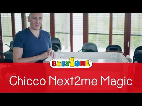 Beistellbett Chicco Next2me Magic - das BabyOne Fazit