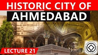 UNESCO World Heritage Site, Historic City Of Ahmadabad, Architecture Of Muslim, Hindu & Jain Era #21