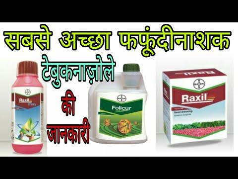 Folicur Bayer Fungicide Tebucanazole 25 9 EC full | Youtube