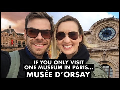 Les musees de Paris - Le musee d'Orsay