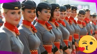 Top 15 Most Beautiful and Attractive Airlines Stewardess