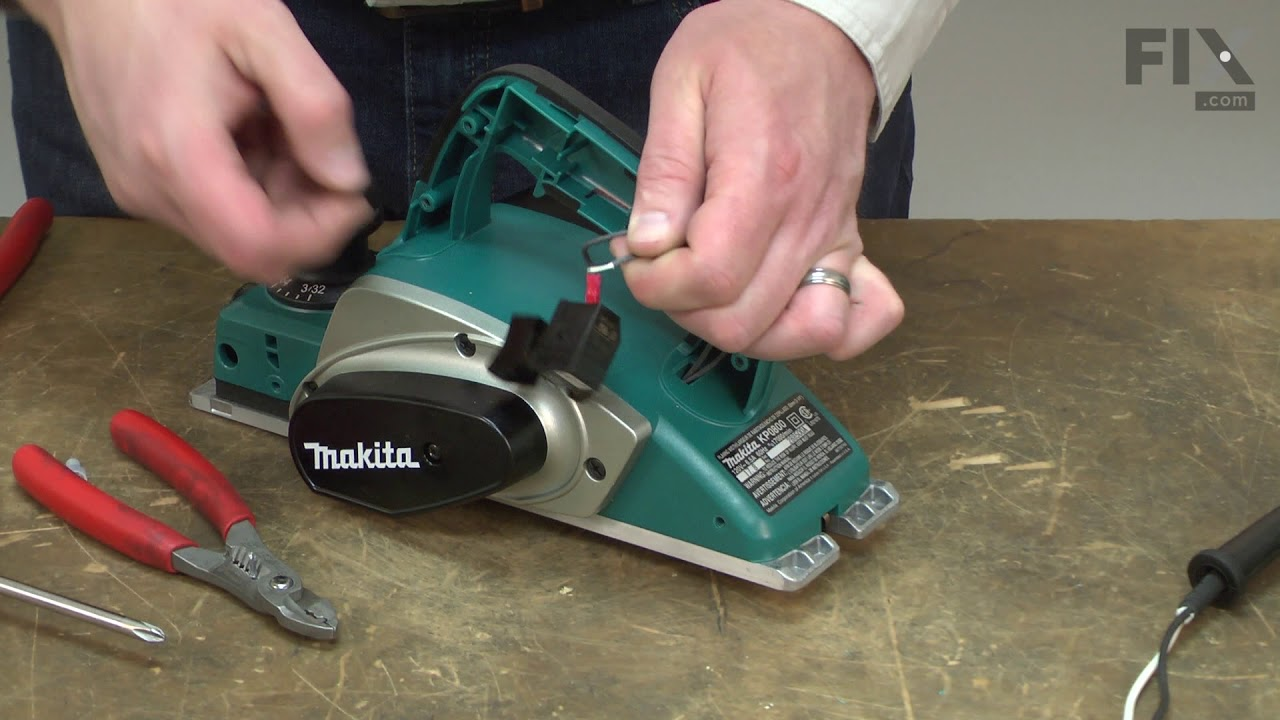 Replacing your Makita Electric Drill Power Cord