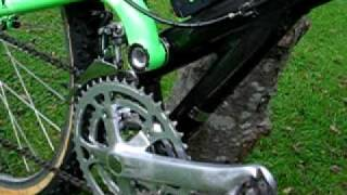 preview picture of video 'PRO.FLEX  K2  950 OFFROAD   Aluminum with GIRVIM FLEXSTEM SHIMANO  DEORE XT FC.M730'