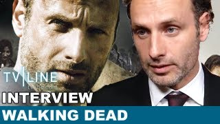 Cast Interview : The Walking Dead Season 3 Premiere LA (VO)