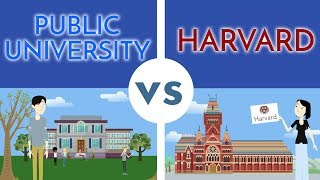 Does COLLEGE PRESTIGE Matter? | Ivy League vs Public Universities