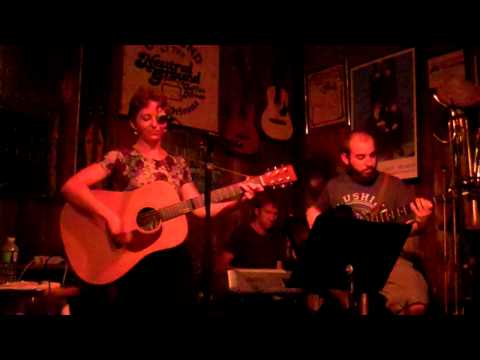 """Chase Me"" by Ruby Ross & The Precious Gems [Neutral Ground Coffeehouse 6/17/13]"