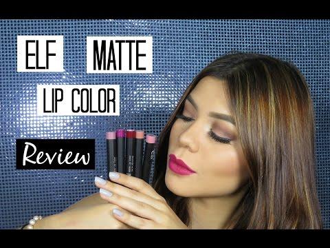 Matte Lip Color by e.l.f. #4