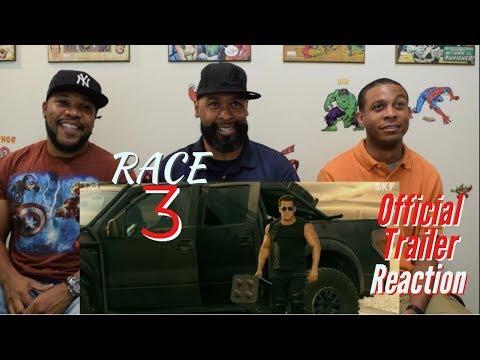 Race 3 Official Trailer Reaction Salman Khan | Remo D'Souza