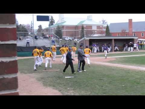 SJ at SP baseball clip 1 Jamal Wade's winning hit 4 14 14