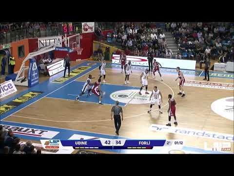 Udine - Unieuro 81-69