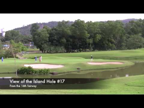 Phuket Country Club - Video