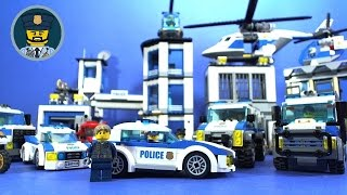 LEGO City Police Station Breakout Full Movie