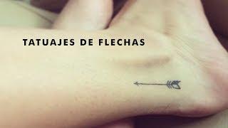20 Increíbles Tatuajes De Flechas