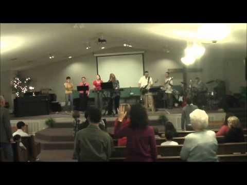 Kim Waters - Liberated with Judah Praise ROCKFISH COG.wmv