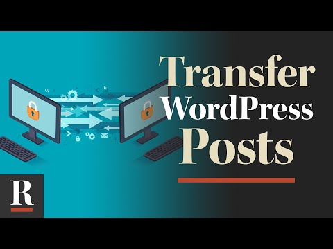 How to Import WordPress Posts (with Featured Images)