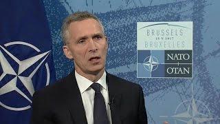 ALLIANZ SE NA O.N. - Stoltenberg: NATO wird Anti-IS-Allianz beitreten