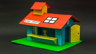 how to make model house easy - मुफ्त ऑनलाइन