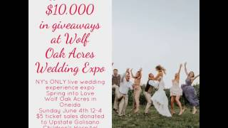 NY's ONLY Live Wedding Expo!