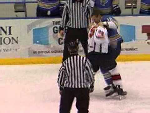 Dustin Degagne vs. Scott Kalinchuk