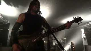 Absu - Apzu (Proscriptor : Killer Scream - Extract's Live Glaz'Art, Paris 08/04/2012)