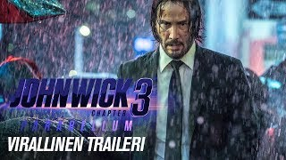 John Wick: Chapter 3 -trailer