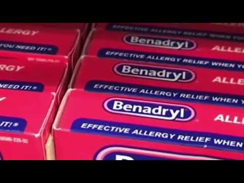 The Benadryl Challenge Can Kill