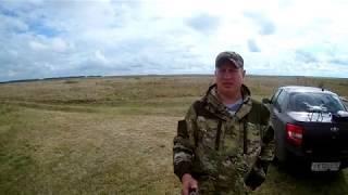 Квадрокоптер для охоты и рыбалки