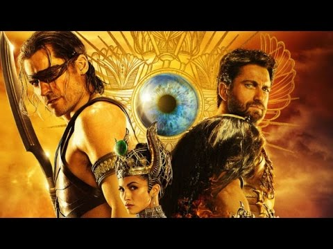 'Gods of Egypt' Full Movie (2016) Review | Gerard Butler,Bryan Brown