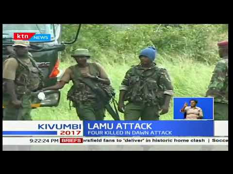 Joseph Kanyiri : We urge all the herders to leave the forest that we can conduct the operation