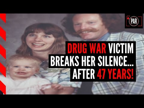 Cops destroyed her family with a suspicious drug bust. 47 years later she's breaking her silence