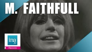 "Marianne Faithfull ""Hier ou demain"" 