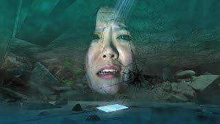 Quake - Trapped Man - VR/360-degree experience
