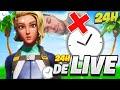 Live De 24 Horas Fortnite Fifa 21 Reacts Among Us Hallo