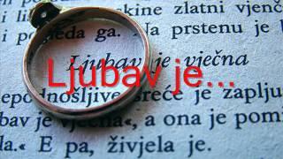 Ljubav je... - n.a. ; (govori: Dražen Marek)
