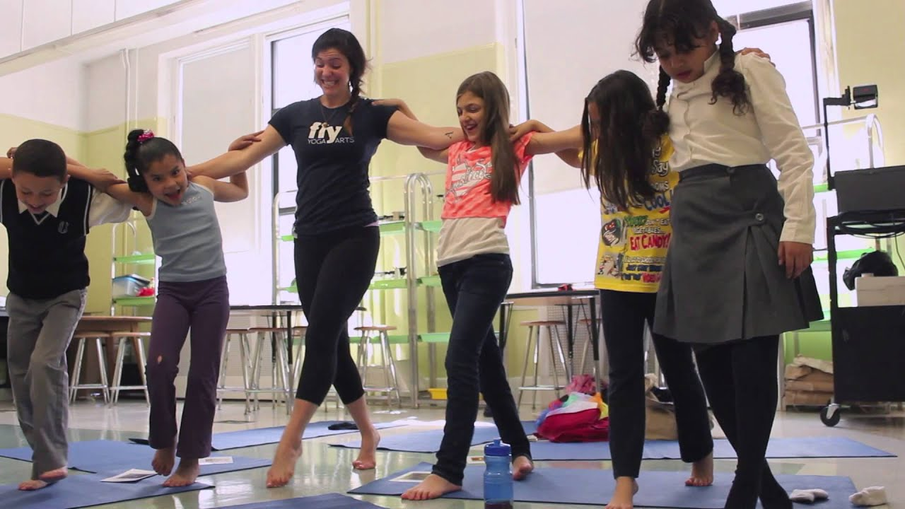 FLY Yoga Arts: Enhancing LAUSD Arts Education with Integrated Mindfulness Movement & Creative Play