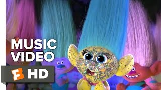 Trolls - Justin Timberlake and Gwen Stefani Music Video - 'Hair Up' (2016)
