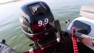 Дешевые лодочные моторы до 10 л с