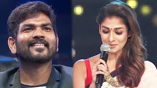 Nayanthara's Expression Of Love Towards Vignesh Shivan