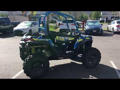 2018 Polaris Ace 900 XC in Murrieta, California