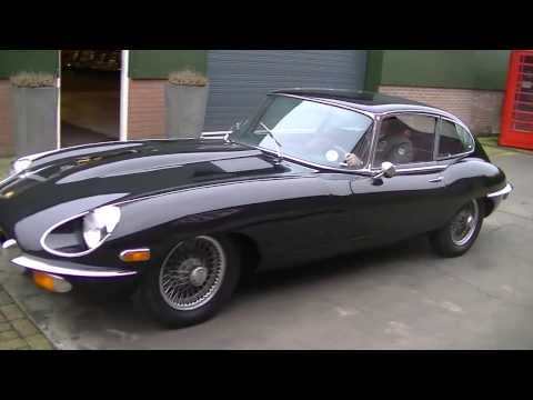 Download Jaguar E-type Coupe 2+2--VIDEO- www.ERclassics.com HD Mp4 3GP Video and MP3
