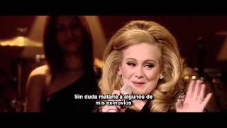 if it hadnt been for love Adele Live The Royal Albert Hall