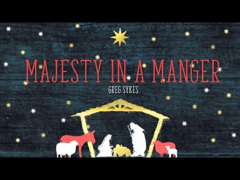 Majesty In A Manger - Youtube Lyric Video