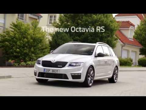 Skoda Octavia Combi Rs Универсал класса C - рекламное видео 1