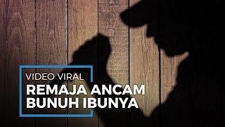 Viral Remaja di Kramat Jati Ancam Bunuh Ibunya, Polisi Dia Punya Riwayat Depresi