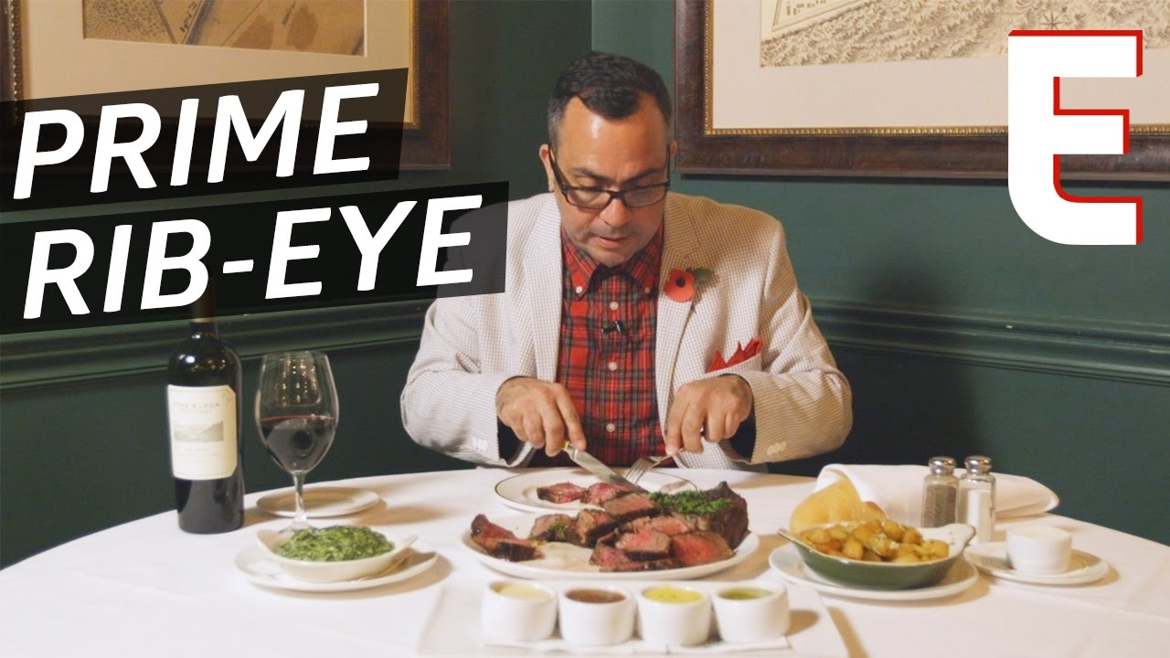 Dry-Aged Prime Rib-Eye From Galatoire's 33 Bar & Steak In New Orleans — The Meat Show thumbnail