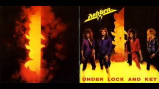 DOKKEN- Jaded Heart