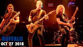 Metallica: Live in Buffalo, NY - 10/27/18 (Full Concert)