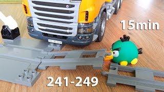 Мультики про машинки все серии 241-249 Город Машинок Мультфильмы для детей видео mirglory
