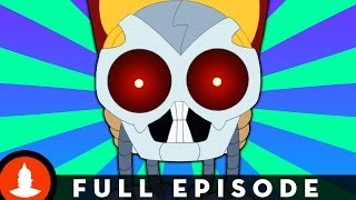 "Danny Invents Evil in ""RoboChris"" - (Bravest Warriors Season 2 Ep. 2)"